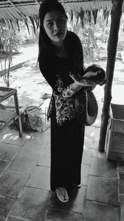One Person Lifestyles Real People Childhood Adult Snakes Vietnam MekongDelta Snake Charmer EyeEmNewHere
