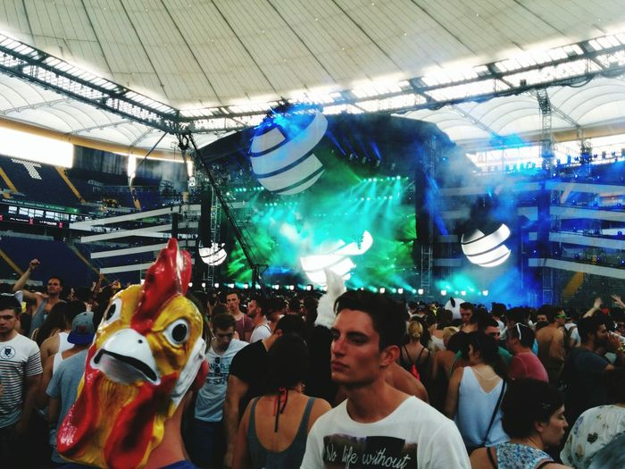 World Club Dome Angry Angry Chicken Sbcr The Bloody Beetroots Awesome DJ Set Festival Live Music Concert