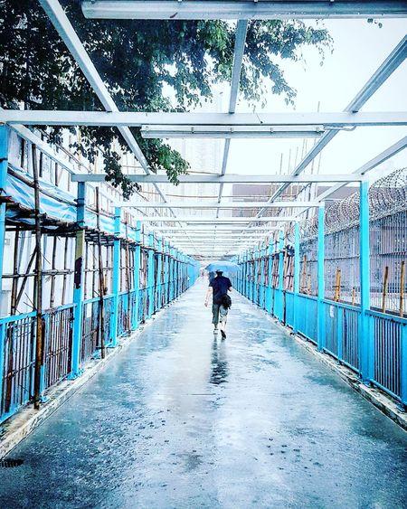 TakeoverContrast Lonely Rainy Days Onlyblue Alone Pale 蒼白 蒼の世界