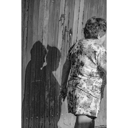 Tween souls Real People One Person Lifestyles Day Leisure Activity Standing The Street Photographer - 2018 EyeEm Awards Women Adult Men Shadow Nature