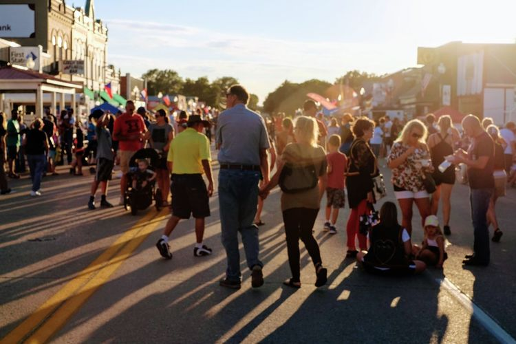 56th Annual National Czech Festival - Friday August 4, 2017 Wilber, Nebraska Americans Celebration Czech Heritage Czech-Slovak Documentary Photography EyeEm Gallery FUJIFILM X-T1 Getty Images MidWest Nebraska Photo Essay Small Town America Storytelling Visual Journal Wilber, Nebraska Adult Adults Only Architecture Building Exterior Casual Clothing City Crowd Cultural Heritage Culture And Tradition Cultures Czech Days Czech Festival Day Enjoyment Events Fun Large Group Of People Music Musician Outdoors People Photo Diary Real People Sky Small Town Stories Streetphotography Sunlight Togetherness