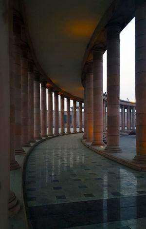 Shadow Architectural Column Cityscapes Shape Geometric Shape Travel Destinations Lucknowdiaries Craft Lucknow Architecture Built Structure Travel Ambedkar Park,monument Outdoors Tourism Reflection Photography