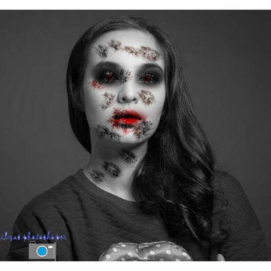 chelsea islan zombie style