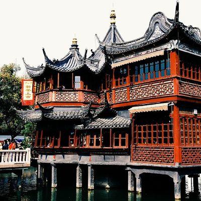 南翔饅頭店  豫園  小籠包  上海 Nanxiang SteamedBun YuGarden ShangHai