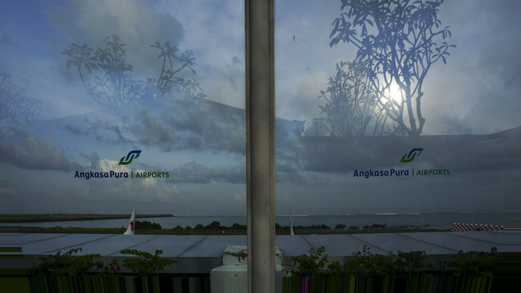 Social Issues Tree Sky No People Outdoors Nature Reflection Beauty In Nature Angkasapura2 Ngurah Rai International Airport