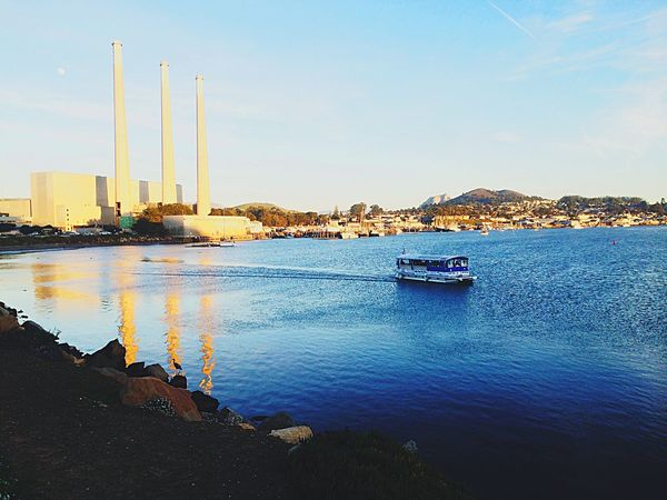 Morro Bay Outdoors EyeEm Best Shots - Landscape Landscape Photography Morro Bay Smokestack