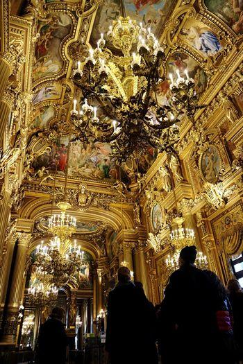 Canon M3 Canon Paris Travel Destinations Architecture EyeEmNewHere Palais Garnier