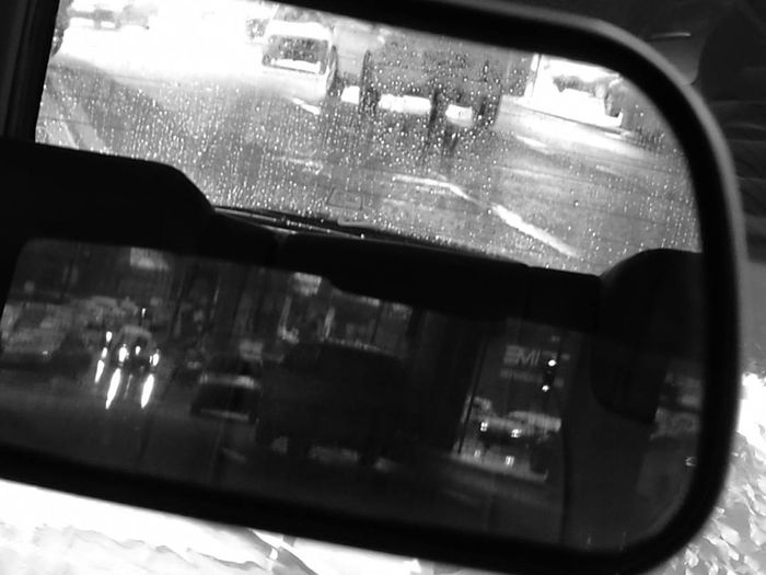 Yin and Yang Rain Rainphotography  Rainphotoshoot Rearviewmirrorshot Rearviewmirror Black & White Photography Black&white Blackandwhitephoto Black & White Blackandwhitephotography Black And White Photography Black And White Blackandwhite Blackandwhite Photography Monochrome EyeEm Best Shots EyeEm Eyeemphotography EyeEm Best Shots - The Streets EyeEm Gallery EyeEmBestPics Streetphotographer Streetphotography Street Photography Traveling Home For The Holidays
