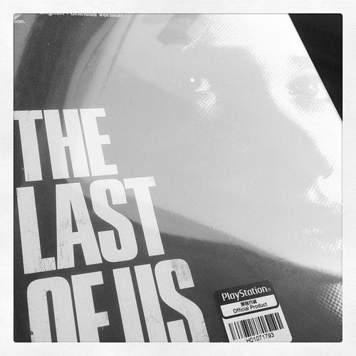 The Last Of Us... Nuff' said.. Ps3 Naughtydog TLOU 2013 thecurve goty