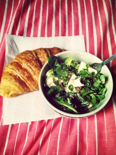 Tuna Salad Sunday Lunch Healthy Food Future Chef