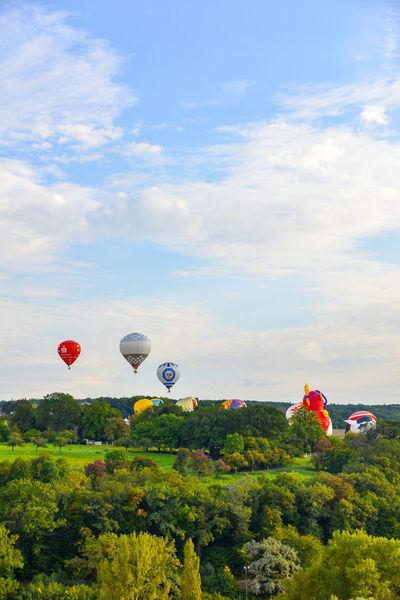 11. International German Cup GermanCup Pforzheim Germany Aerostat Balloon Ballooning Festival Festival Hot-air Balloon Pforzheim