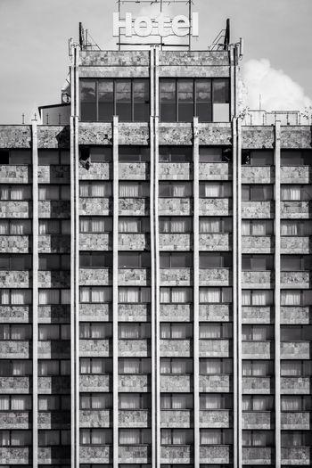 The Grand Hotel... Architecture Pristina