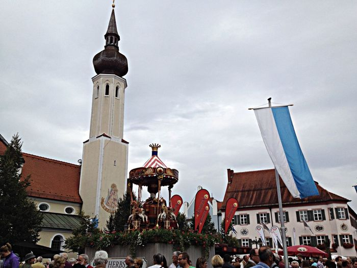 Herbstfest in Erding Erding Bavaria