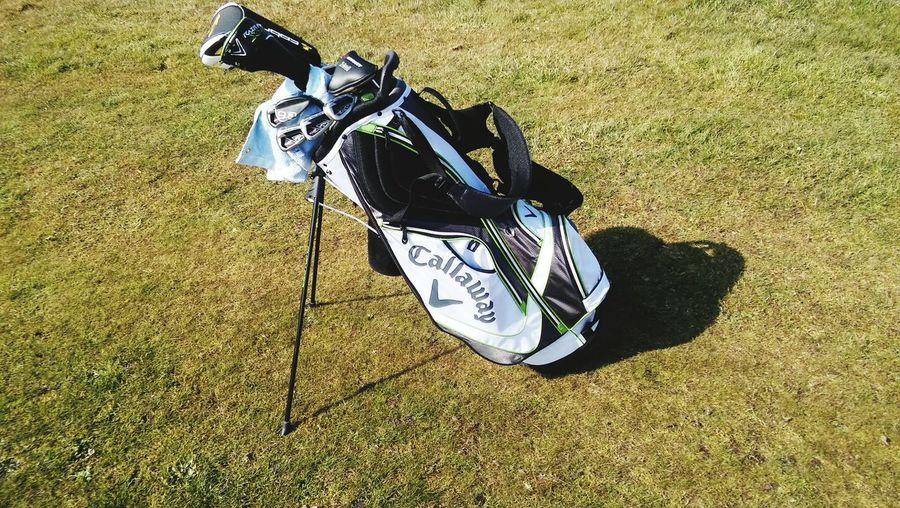 Callaway golf bag with clubs Golf Golfbag Callaway Golf Golfclubs Golf