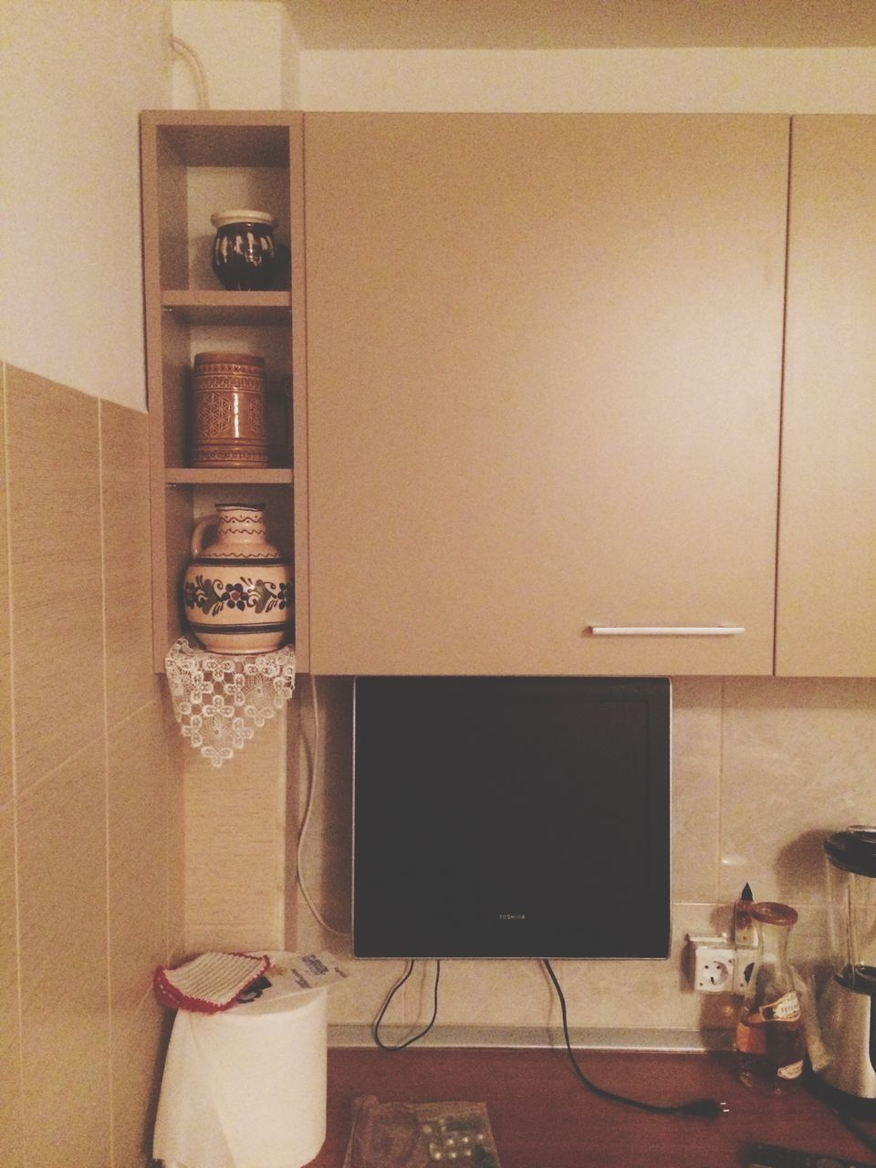 indoors, no people, home interior, cabinet, table, technology, home showcase interior, domestic room, architecture, day
