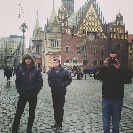 Wroclaw, Poland Traveling Friends Rynek