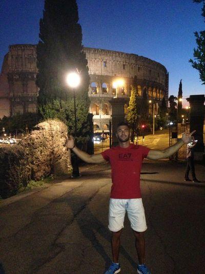 Piazza Del Coloseo