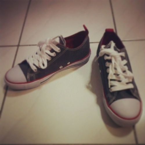 Bought this pair of new shoes ImSoHappy