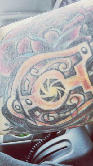 1 tattoo