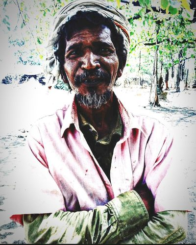 Portrait Ravikant Raut Photogiri Country Living One Person Real People Smiling Cheerful EyeEmNewHere