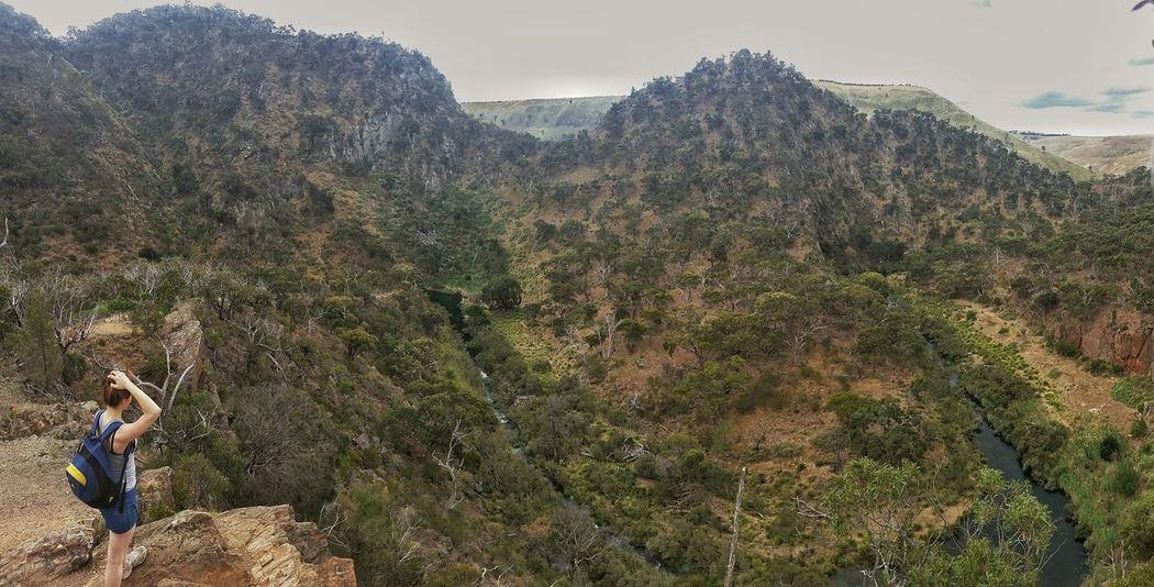 Werribee Gorge State Park Werribee Gorge Werribee Visitaustralia Victoria, Australia Australia Hiking Adventures Hike Hiking