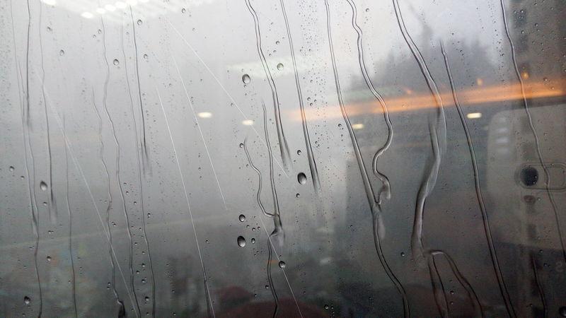 Backgrounds Drop Water EyeEm Phillippines The Week On EyeEm Eye For Photography Rain Rainy Days Office Window HUAWEI Photo Award: After Dark