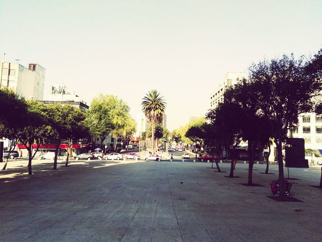 Mexico City Morning Clear Sky Outdoors Visit México 🇲🇽🇲🇽