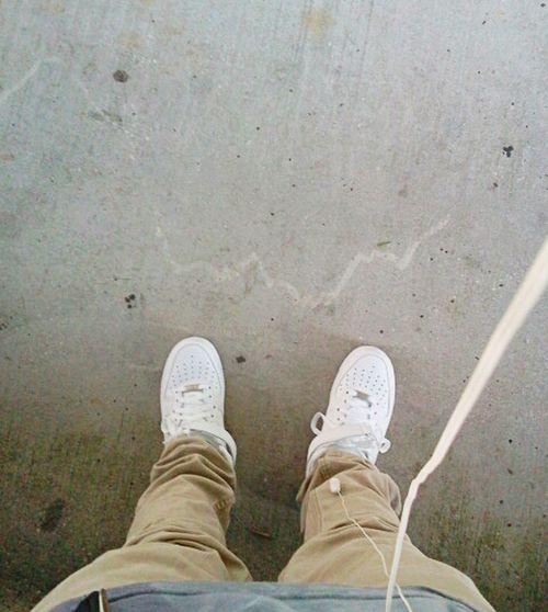 at School Bored as fuck so I took a picture of my forces....again