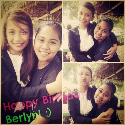 Happy 18th birthday Berlyn! May the good Lord continue to guide you and pour out His love and blessings to you. Palangga tgd ka! And i will always be here for you as manang kag utod sa church. Mwah! Have a blast gd on your birthday! :)