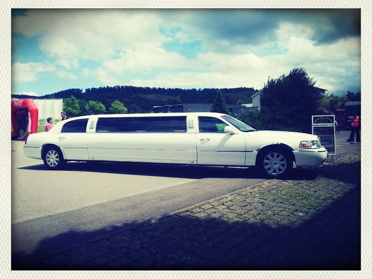 Relaxing Limousine