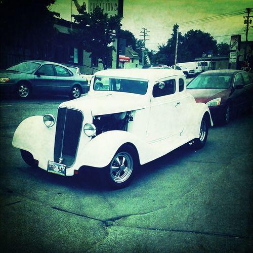 Pretty car