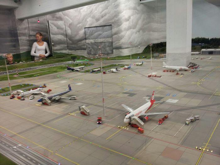 der Airport Hamburg