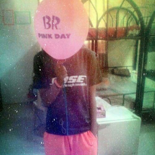 Baskin Robbins EyeEm Malaysia Penang Malaysia Enjoying Life Icecream🍦 Lifegoals Mehatepink Pinkballoons