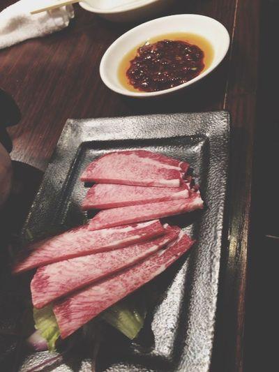 夜ご飯 タン刺し 久しぶりの 大詔角 焼肉 Japan Kyoto Yummy♡ 木屋町 お腹きれそうでしたー☺︎
