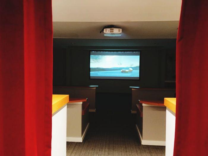 MoviieNight Theater EyeEm Selects Red Door
