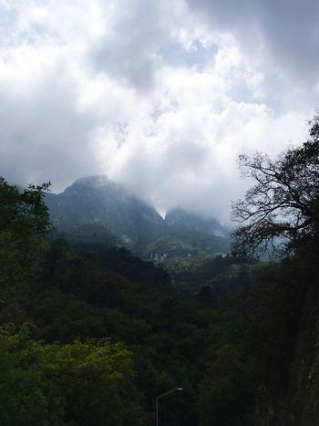 Mountain Landscape Nature Majestic Miles Away