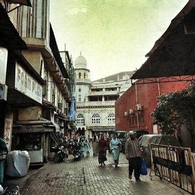 Bhendi Bazaar series - bylanes ExploringBombay ExploringBhendiBazaar