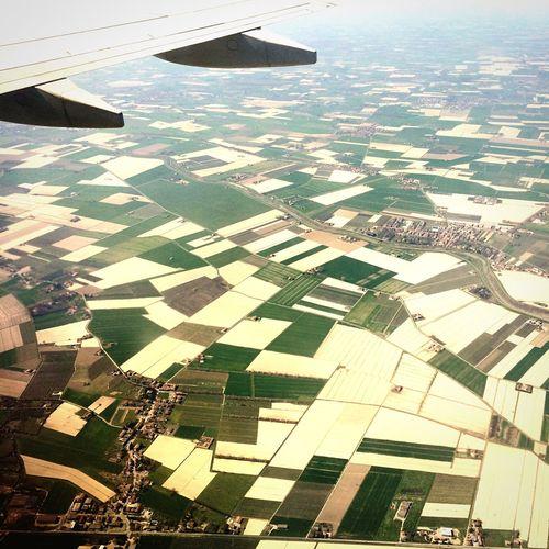 Flying Landscape Italy