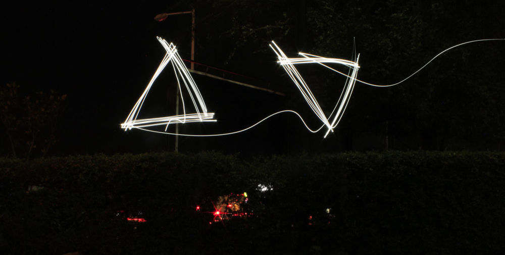 Light Painting López Mateos Night Triangles Bulbo Igersgdl Hanging Out Hello World Enjoying Life