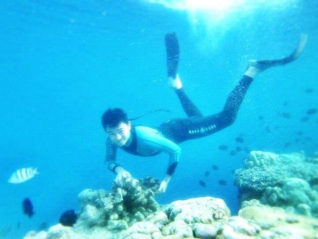 Hangout!  Manado - North Sulawesi, Indonesia. Traveling Snorkling Bunaken