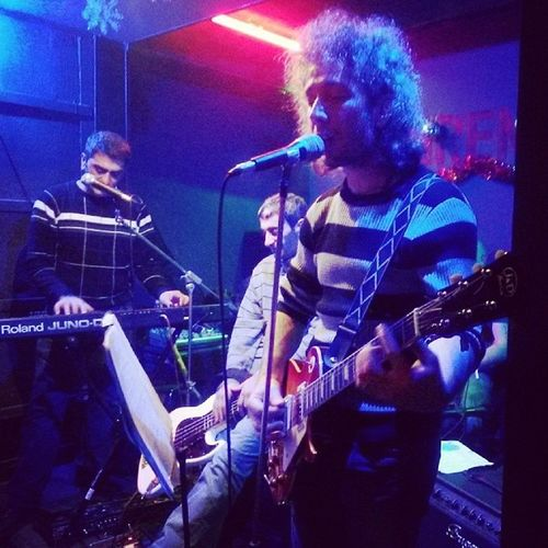 """Labyrinth playing """"Stairway To Heaven"""". Ledzeppelin Rock Cover Pub live"""