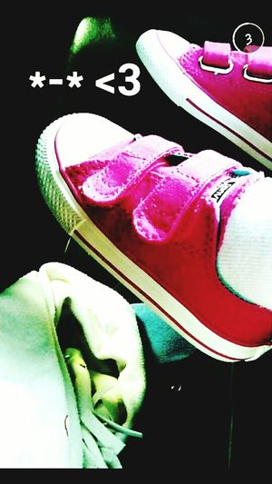 My baby shoes ♥