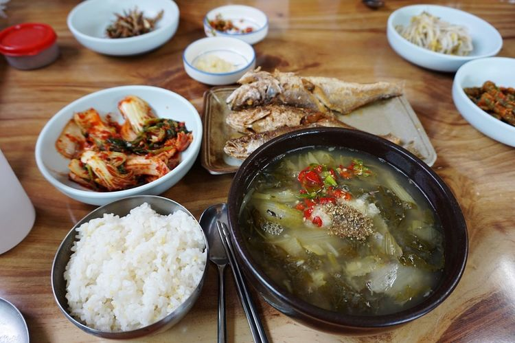 Meal Tasty Dishes Gyungju Korean Food The Foodie - 2015 EyeEm Awards QX1 Selp1650