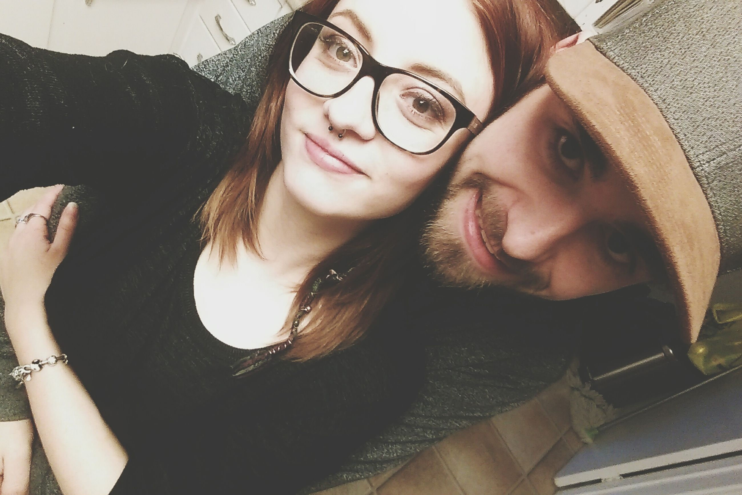 two people, young adult, young women, young couple, happiness, young men, togetherness, eyeglasses, smiling, hipster - person, selfie, friendship, fun, adult, people, bonding, adults only, women, portrait, vacations, close-up, self portrait, indoors, day