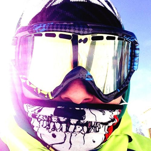 Snow for life!! Vans Off The Wall Snowboarding Life Freestyle Rail TheMask