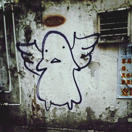 Alleyway Alleyangelgraffiti