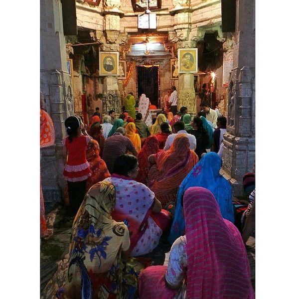 Ladies at prayer. Indiantemple Voyagerofworlds Brightcolors Photowalk travelobserver differentwayoflife