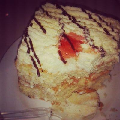 Breakie Cake Cake Cake