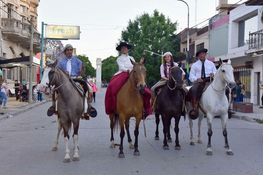 Desfile tradicionalista