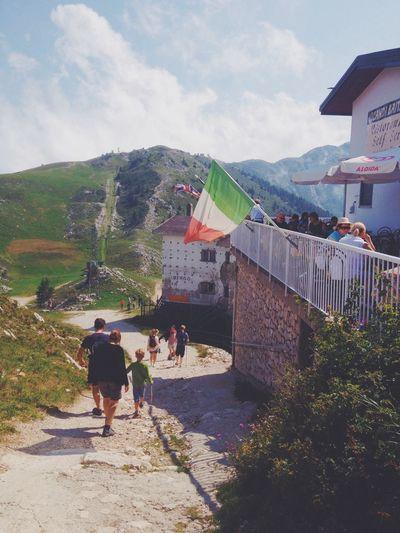 Mountains Walking Around Enjoying Life Traveling